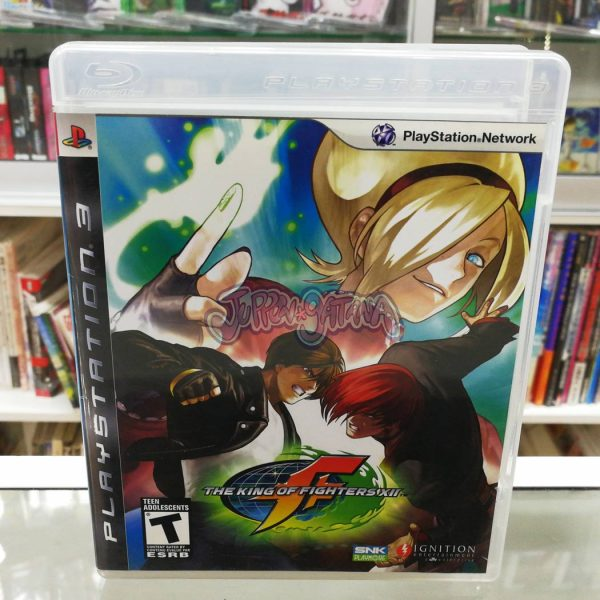The King Of Fighters Xii Ps3 Juppon Gatana